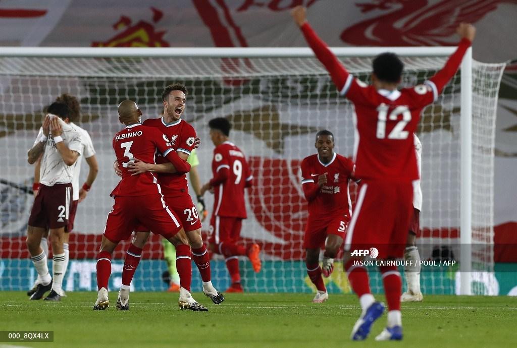 Liverpool le remontó a Arsenal y se trepa a la punta de Premier League | Antena 2