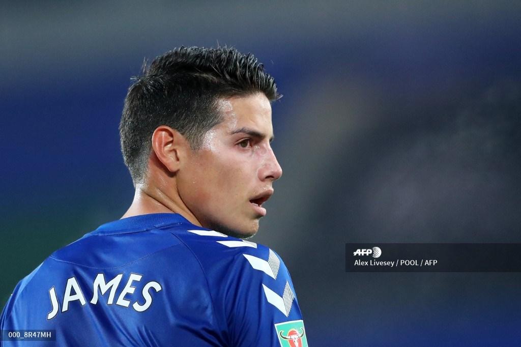 James Rodríguez: lesión y preocupación en Everton | Antena 2
