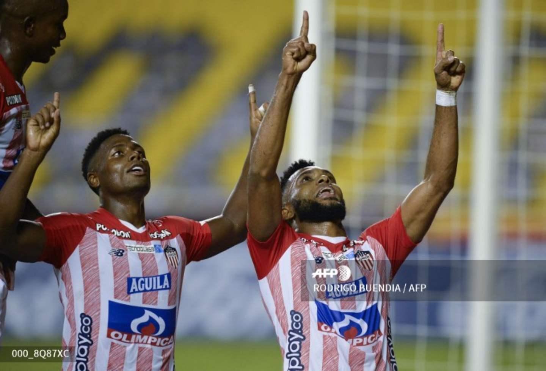 Junior le ganó a Barcelona en la Copa Libertadores | Antena 2