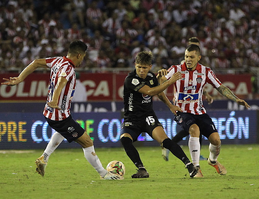 Superliga: Junior vs América; hora, canal de TV y alineaciones | Antena 2