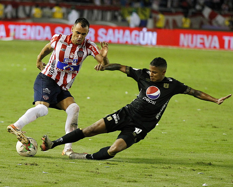 Junior Vs América de Cali, EN VIVO ONLINE - Superliga 2020;  | Antena 2