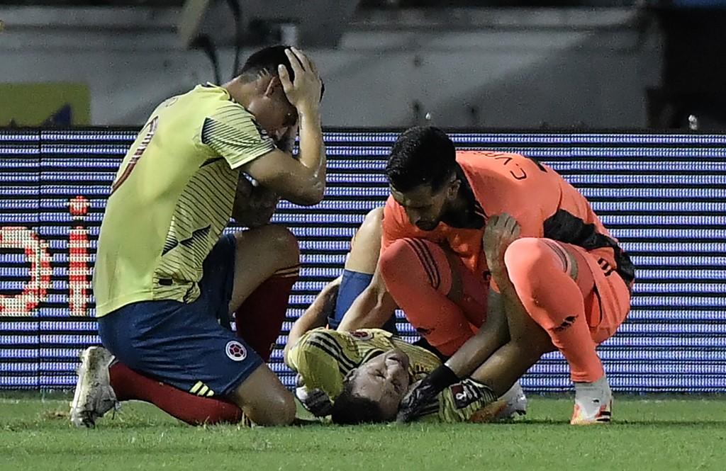 Selección Colombia: Santiago Arias, lesión y tiempo de incapacidad | Antena 2