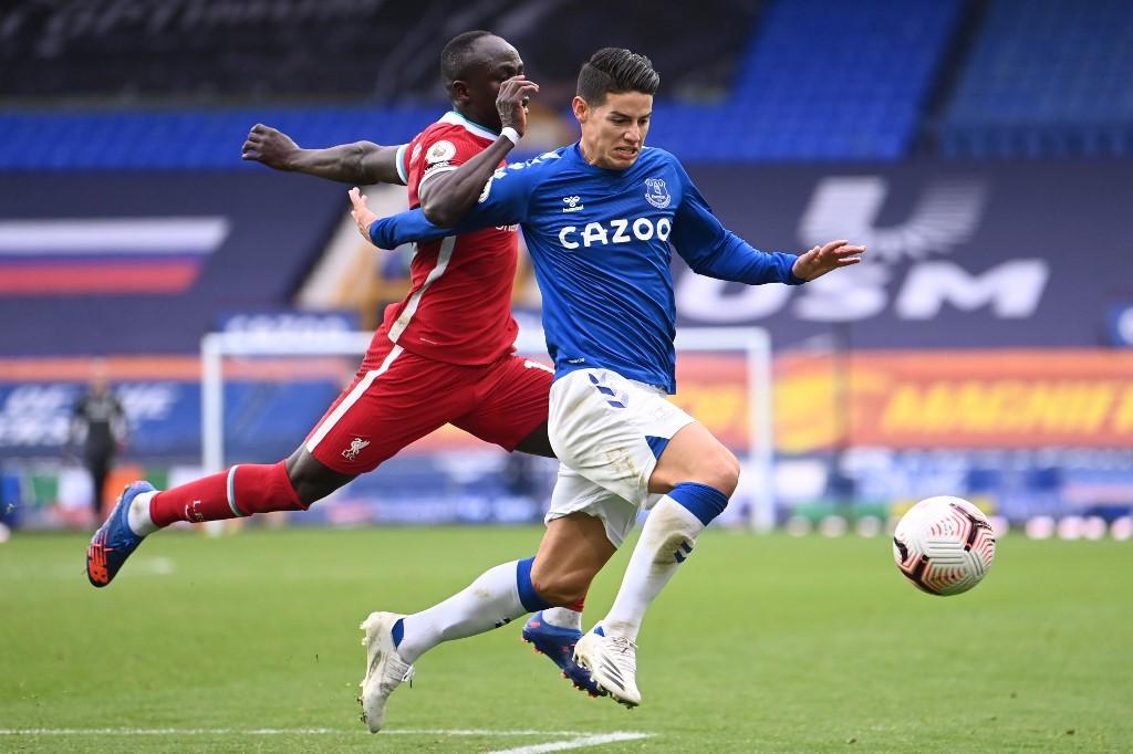 Everton vs Liverpool: resultado, goles y tabla de posiciones | Antena 2