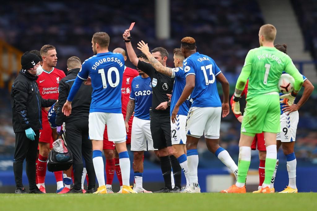 La Polemica Decision Del Var Que Salvo Al Everton En El Clasico Antena 2
