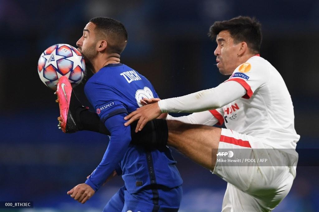 Chelsea y sus millones no pueden con el Sevilla en la Champions | Antena 2