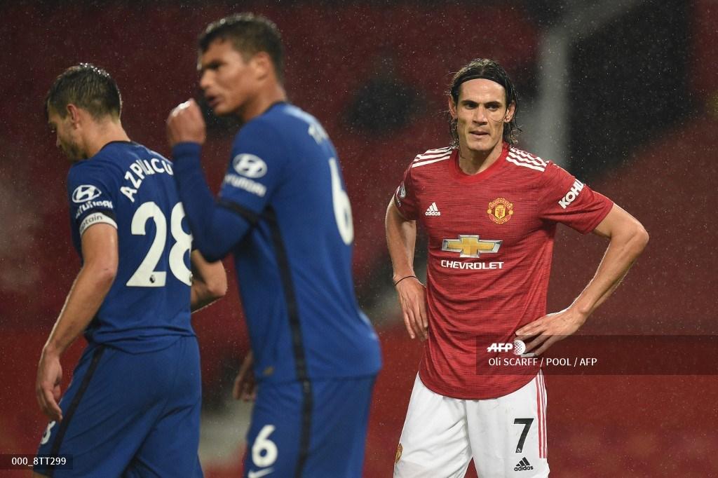 Empate entre Manchester United y Chelsea con Cavani debutando   Antena 2