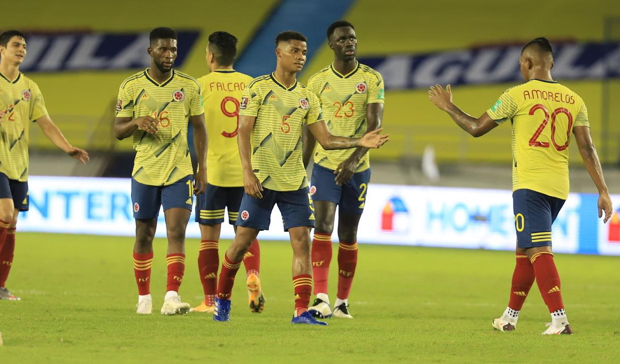 Chile vs Colombia EN VIVO; fecha 2, Eliminatorias Qatar 2022 | Antena 2