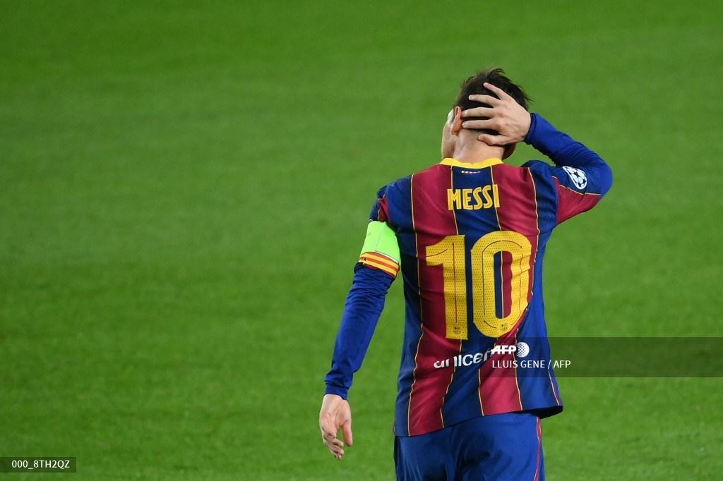 Messi y de Jong no son convocados por el Barcelona en Champions | Antena 2