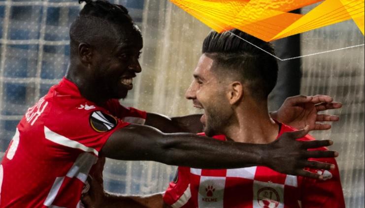 Europa League: Jhonatan Agudelo debutó con gol en Hapoel Beer Sheva | Antena 2