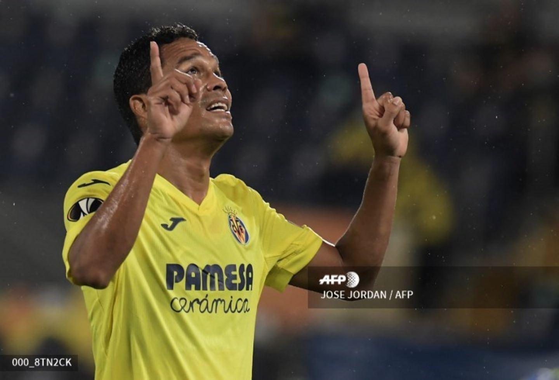 Bacca marcó y desperdició penal para Villarreal en Europa League | Antena 2