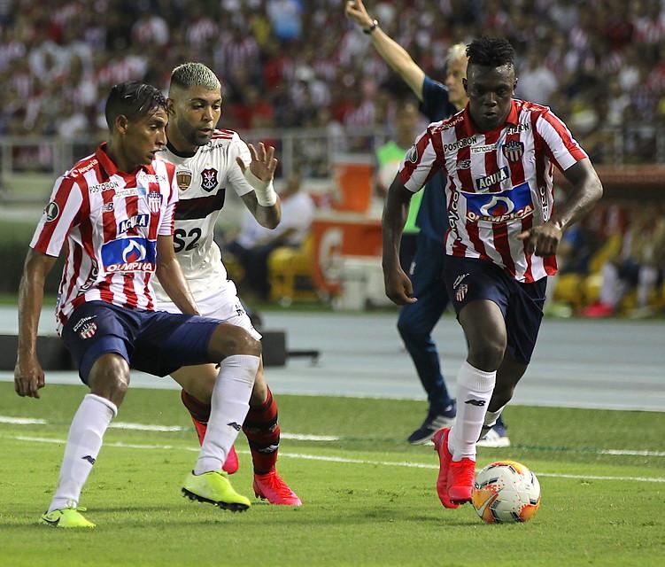 Junior y las cuentas para clasificar a 8vos de la Copa Libertadores | Antena 2