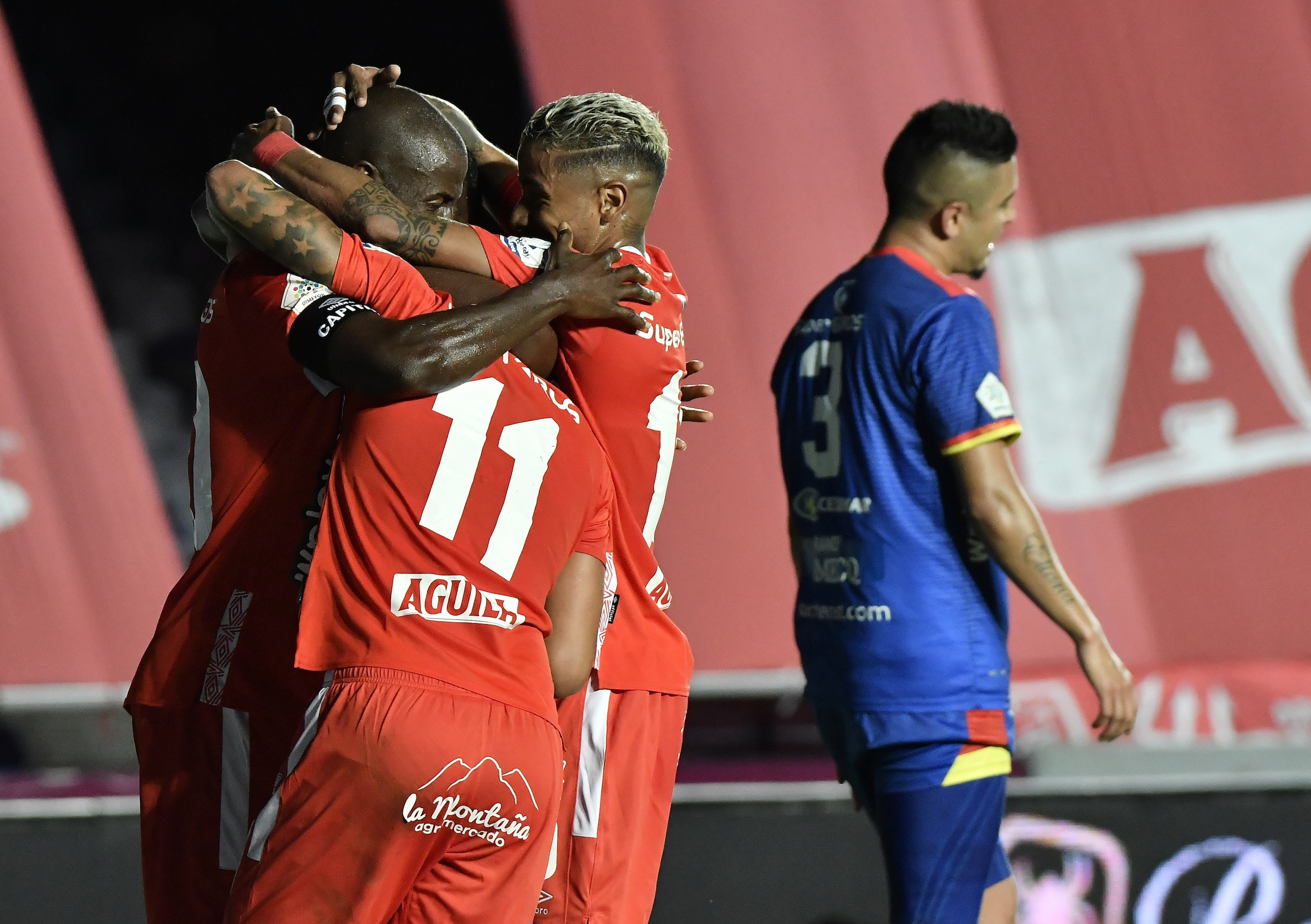 EN VIVO: Deportivo Pasto vs América de Cali; Copa Betplay ONLINE | Antena 2