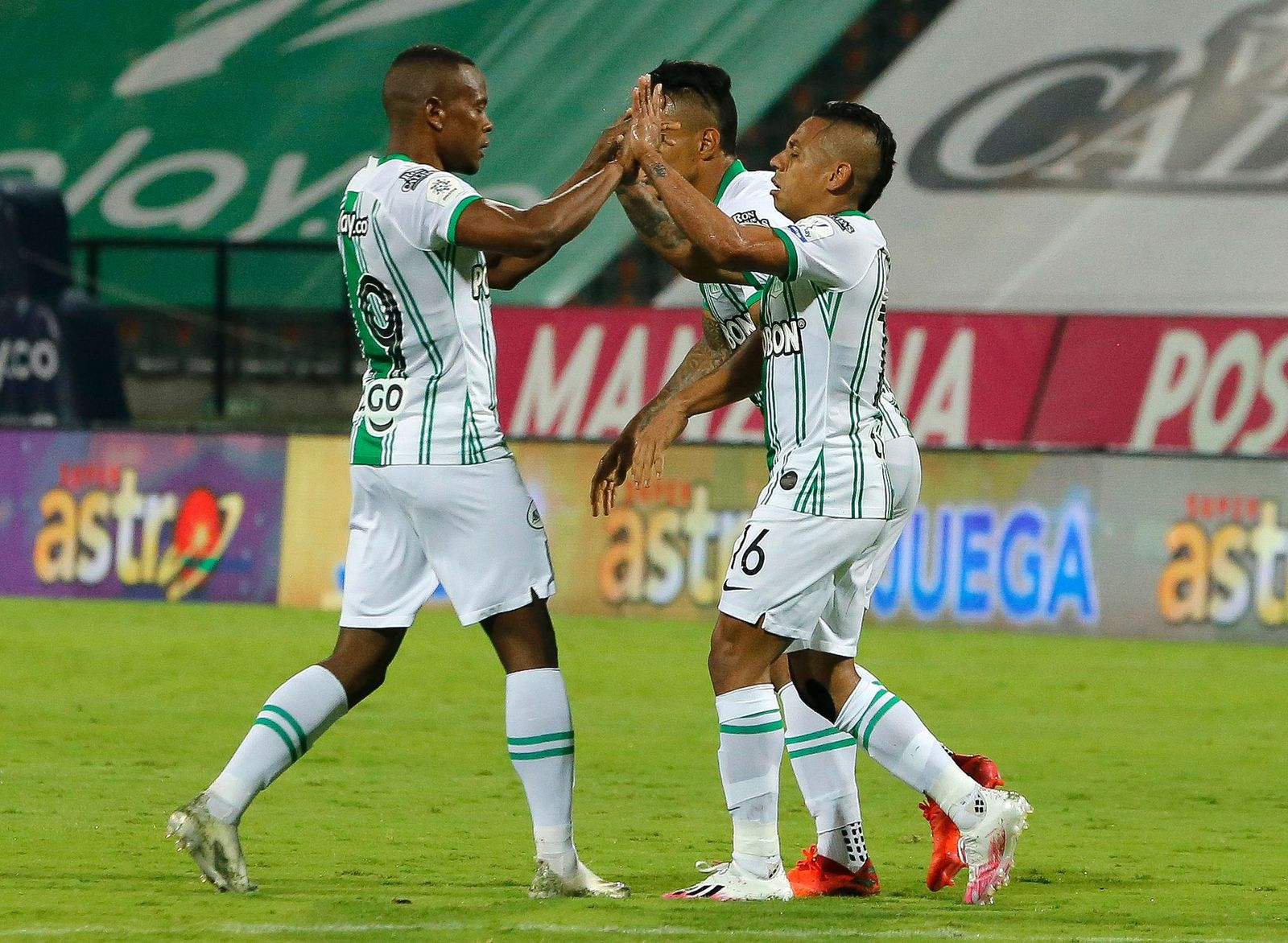 Nacional venció a Envigado; Liga Betplay, fecha 11: resumen y goles | Antena 2