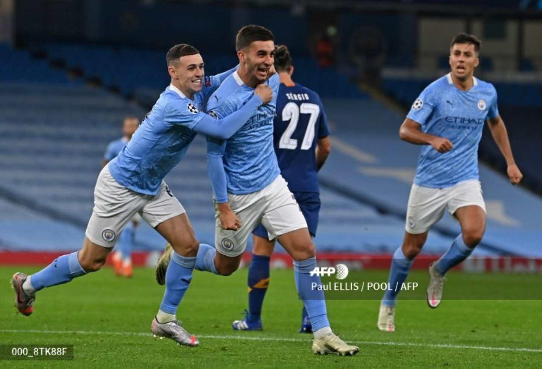 Manchester City remontó y derrotó a Porto en la Champions League | Antena 2