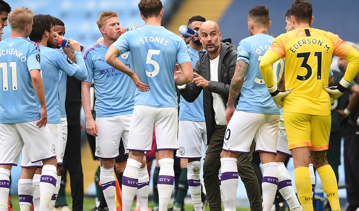 El Manchester City sigue sin despegar y empata 1-1 con West Ham | Antena 2