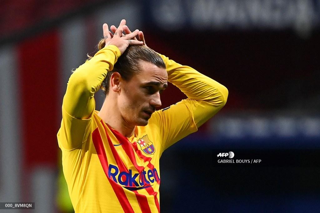 Atlético de Madrid vs Barcelona: goles y cómo quedó el partido   Antena 2