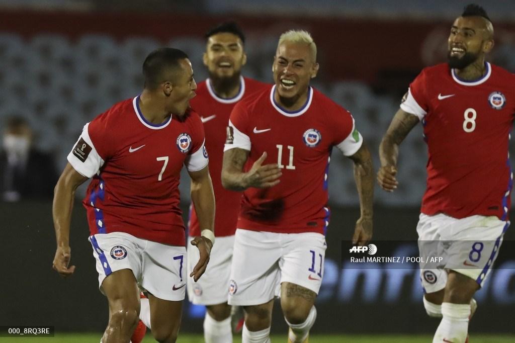 Chile vs Perú EN VIVO GRATIS; fecha 3, Eliminatorias Qatar 2022   Antena 2