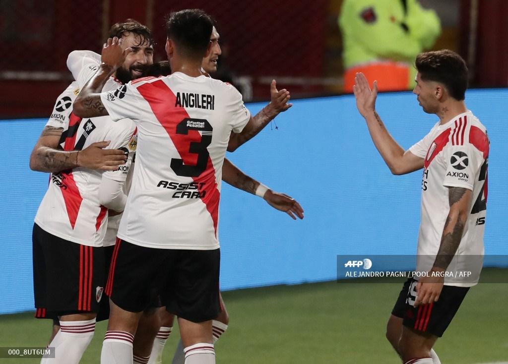 Cómo va Banfield vs River Plate; resultado EN VIVO Copa de Liga  | Antena 2