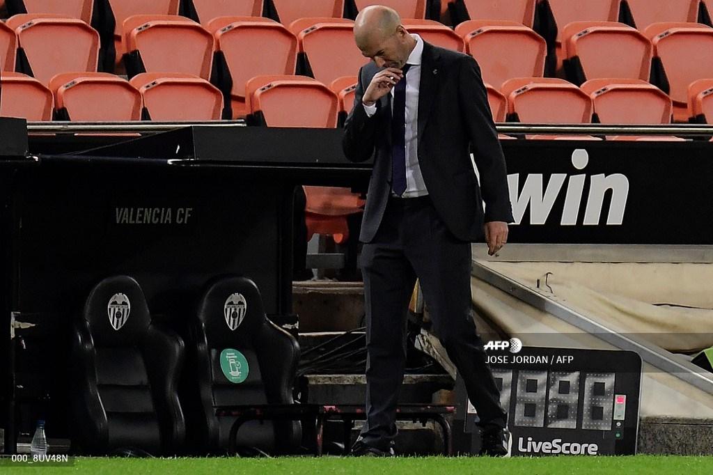 Real Madrid: Zidane cuestionó a los jugadores tras goleada vs Valencia | Antena 2