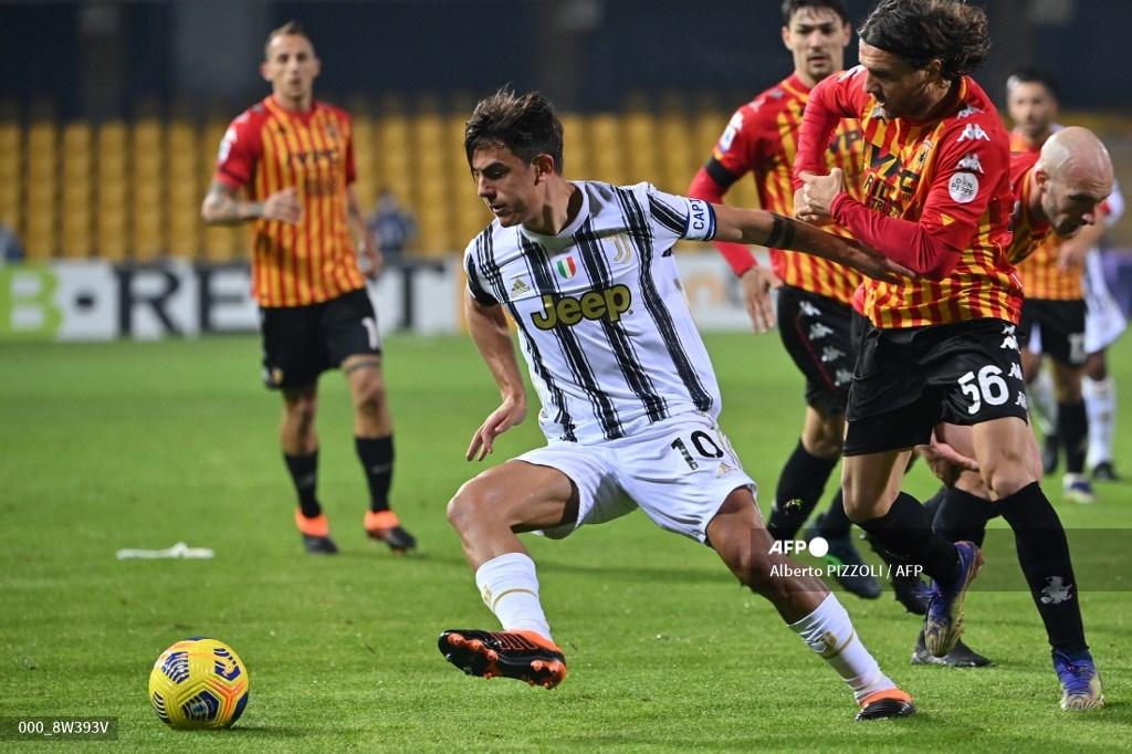 Juventus sintió la ausencia de Cristiano y empató ante Benevento | Antena 2