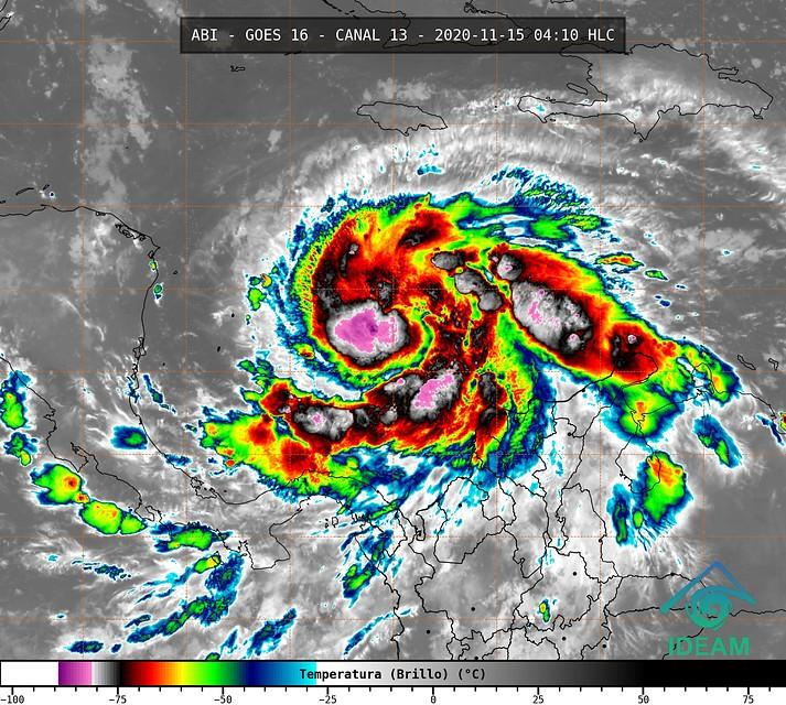 San Andrés: cómo ayudar los afectados por el  huracán Iota | Antena 2