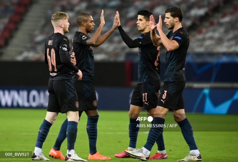 Manchester City clasificó a octavos de final de Champions League | Antena 2