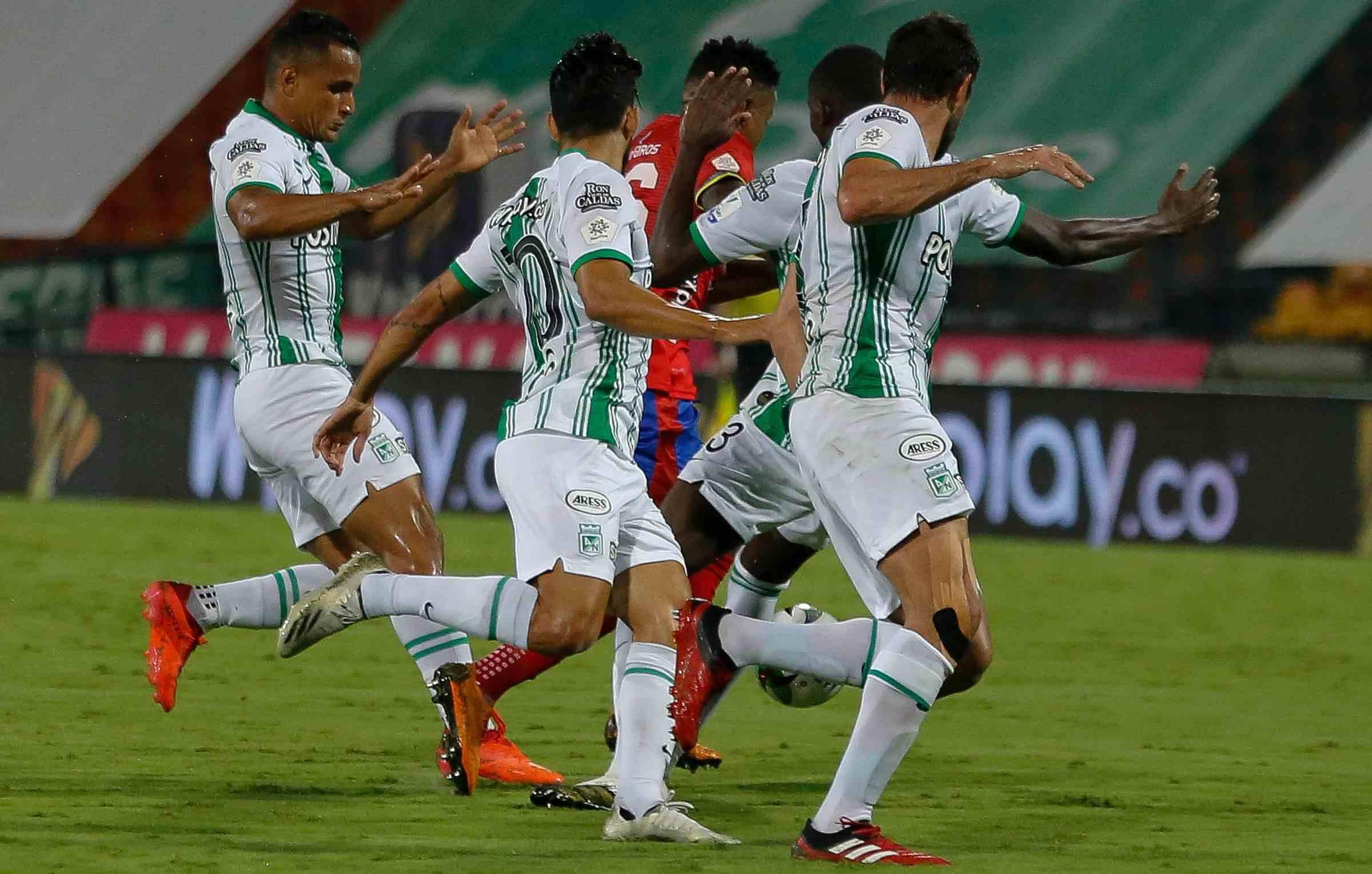 Liga Betplay: Nacional gana por W a Cúcuta Deportivo, confirmó Dimayor | Antena 2
