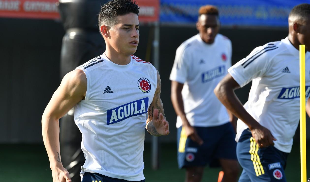 Colombia vs Uruguay: los once que elegiría Queiroz para la titular | Antena 2