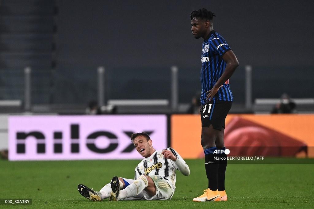 En el duelo de colombianos, Juventus cedió el empate frente Atalanta | Antena 2