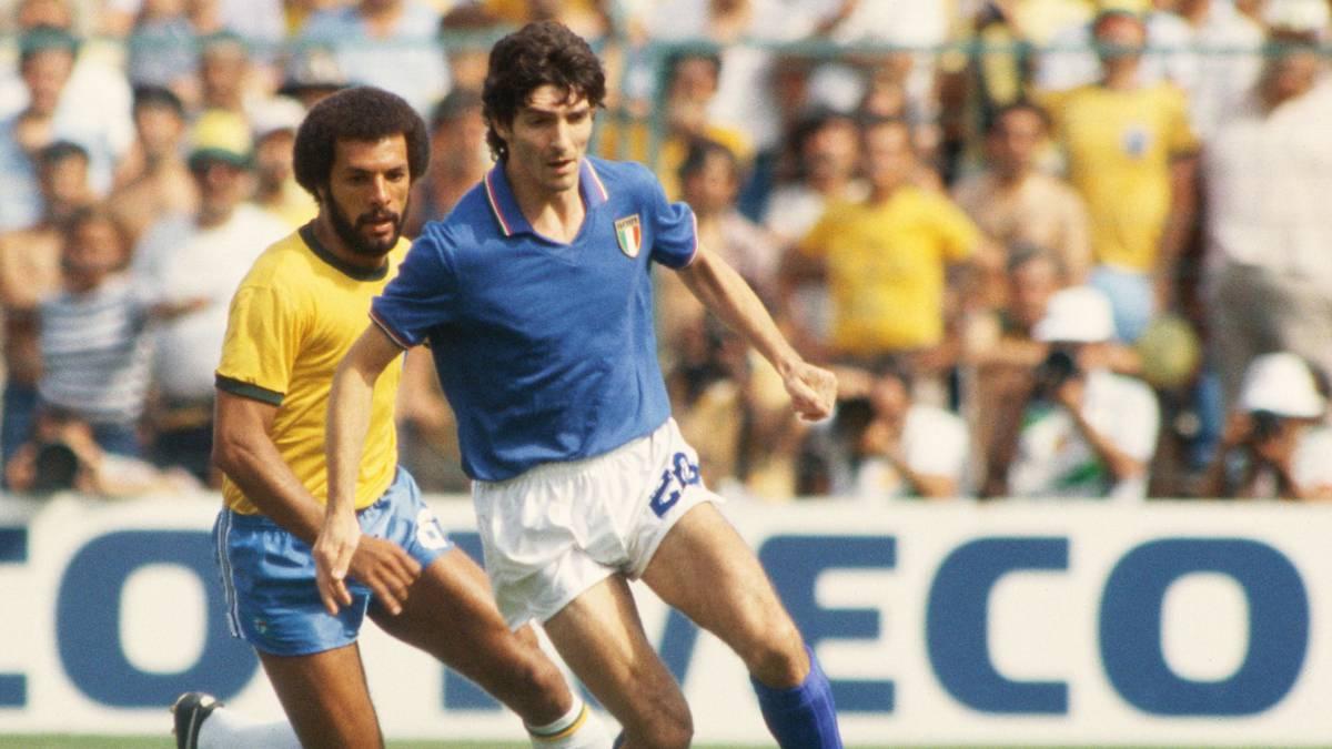 Falleció Paolo Rossi, campeón mundial con la selección de Italia   Antena 2