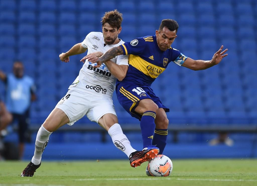 Santos vs Boca Juniors: cómo y dónde ver el partido ONLINE GRATIS   Antena 2