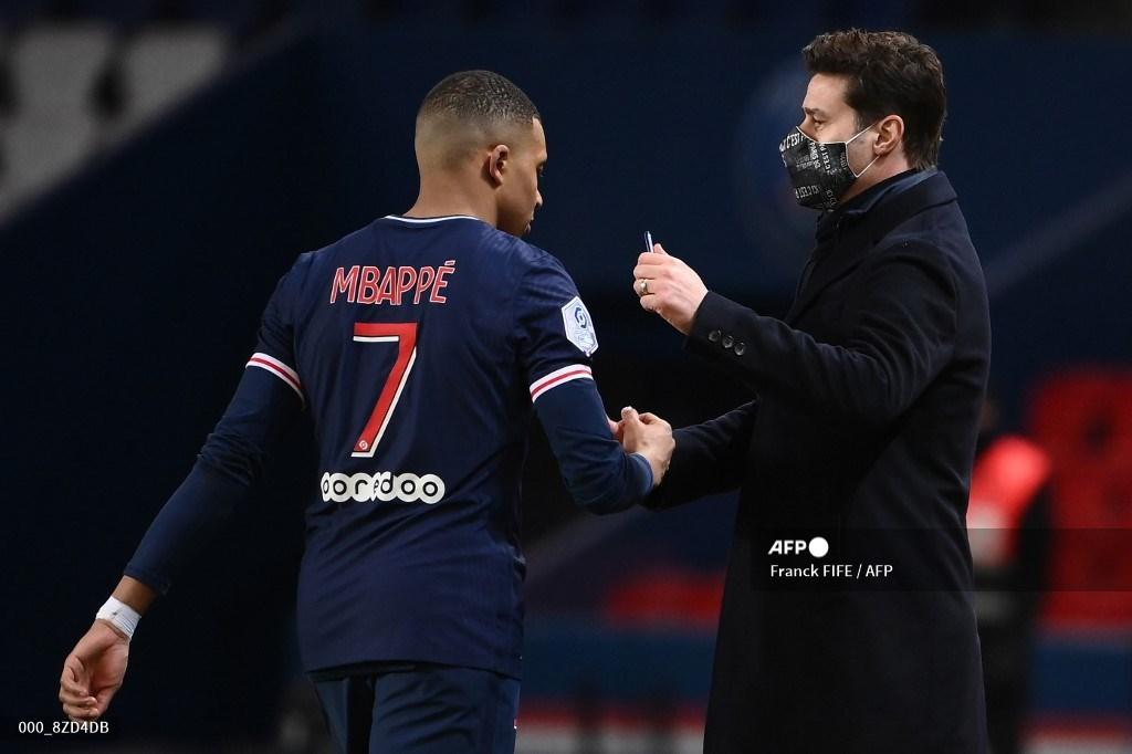 PSG: Pochettino dio pistas sobre el futuro de Neymar, Mbappé y Messi   Antena 2