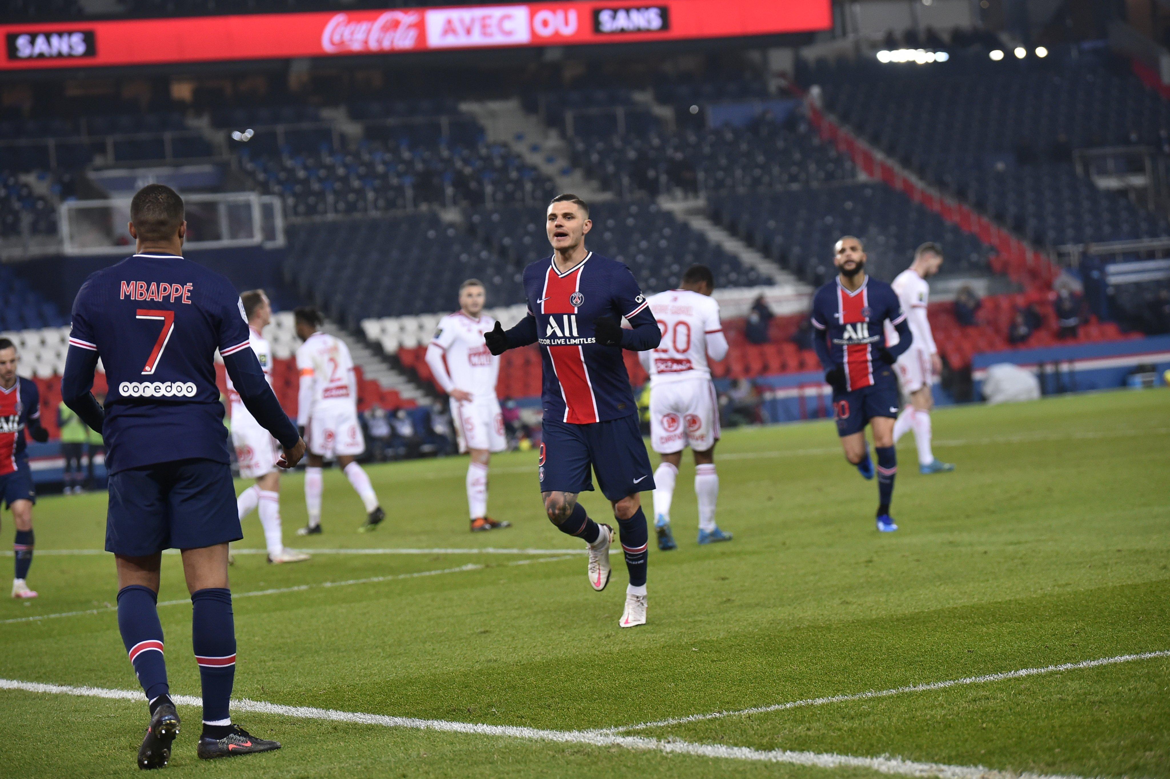 Ligue 1: primera victoria del PSG con Pochettino en el banco   Antena 2