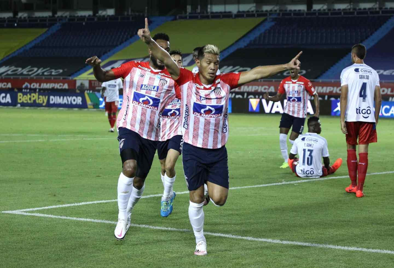 Junior hoy: Teo y tres bajas más para debutar en Copa Libertadores | Antena 2