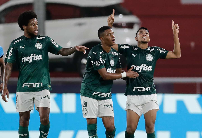 Defensa y Justicia Vs. Palmeiras, EN VIVO Recopa Sudamericana - Ida