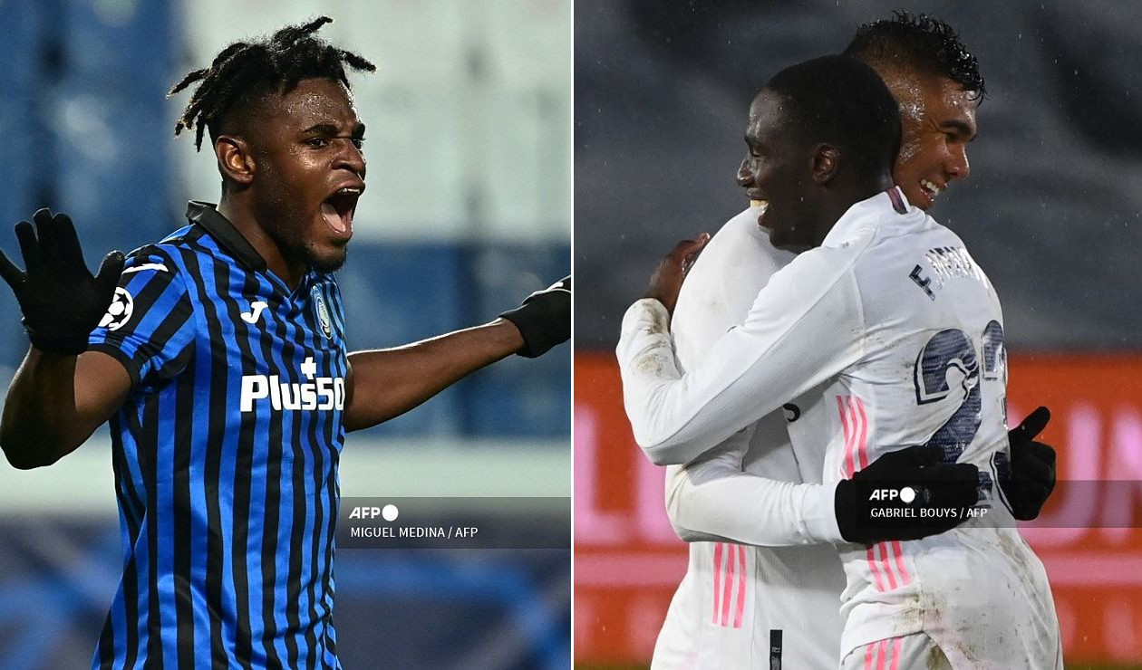 EN VIVO: Atalanta vs Real Madrid; octavos Champions League ONLINE | Antena 2