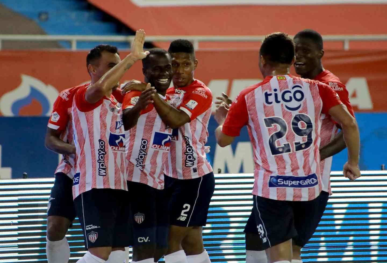 Junior hoy: convocados para jugar con Santa Fe en Copa Libertadores | Antena 2