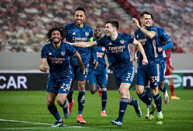 Europa League: Arsenal, Roma, Ajax, y Tottenham, con pie en cuartos | Antena 2