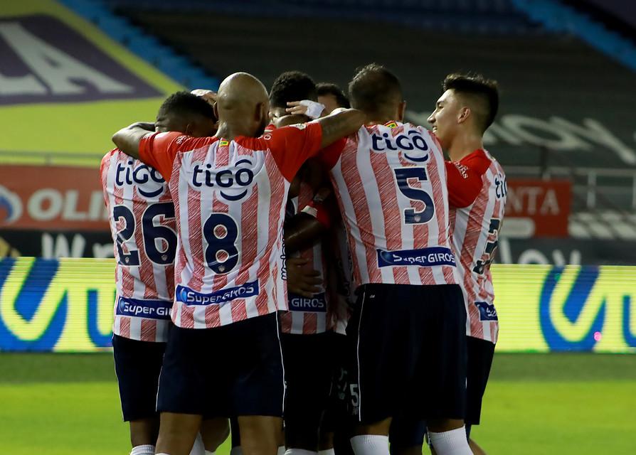 Junior hoy: los convocados para debutar en la Copa Libertadores | Antena 2