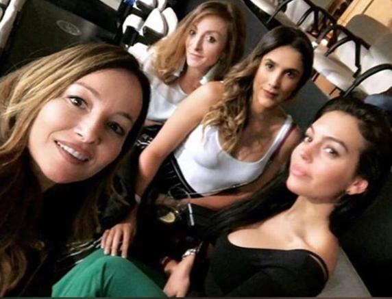 Captura de pantalla Giorgina y Daniela Ospina
