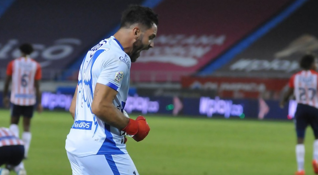 Gol de Sebastián viera; Junior vs Jaguares; Liga Betplay, fecha 16 | Antena 2