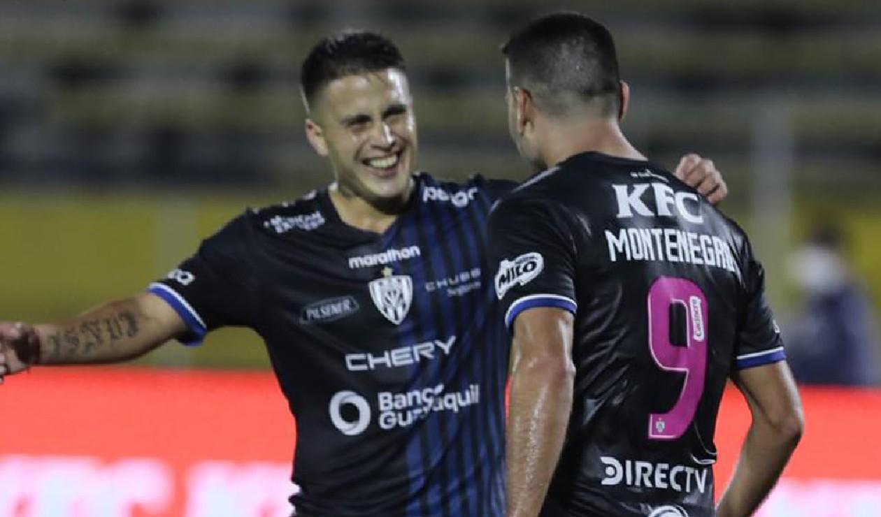 Unión Española vs Independiente del Valle: ONLINE GRATIS Libertadores | Antena 2