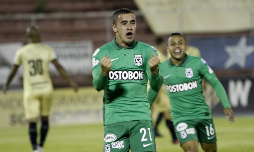 Nacional: gol de Tomás Ángel vs Rionegro Águilas; Liga Betplay | Antena 2