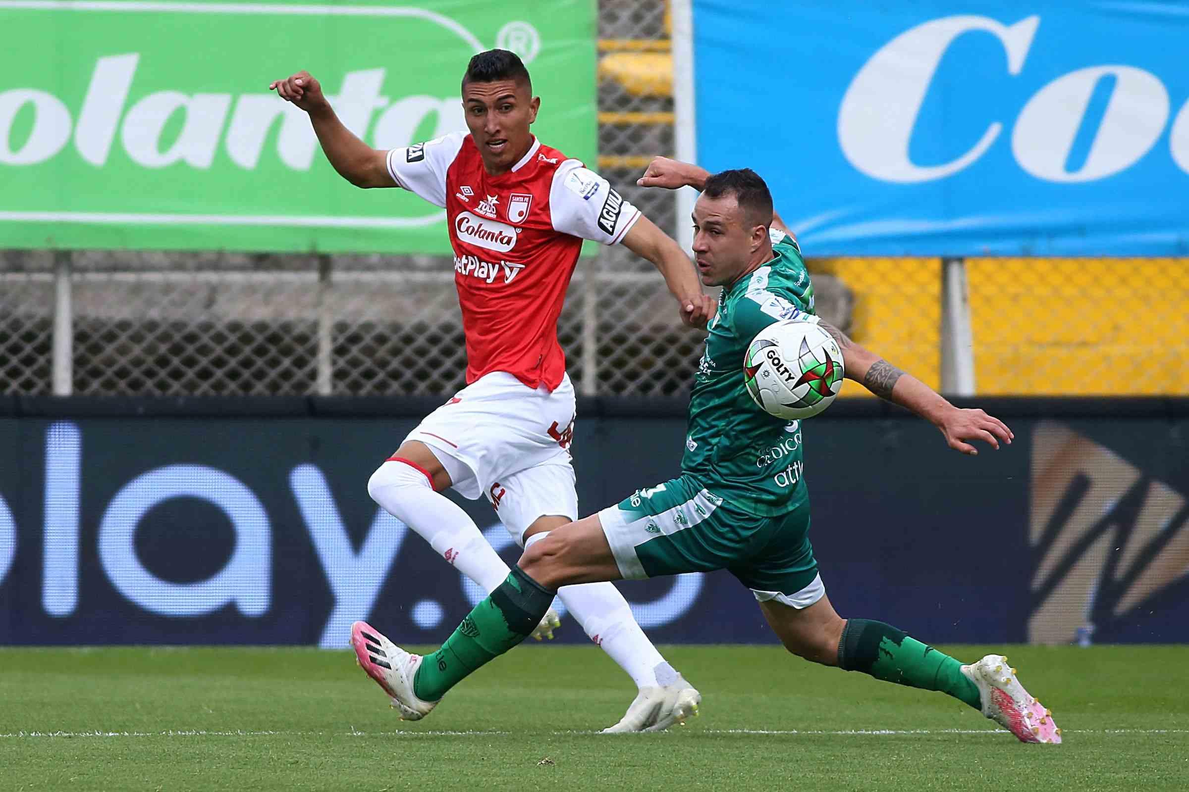 Santa Fe le remontó a La Equidad; Liga Betplay fecha 19: resumen goles   Antena 2