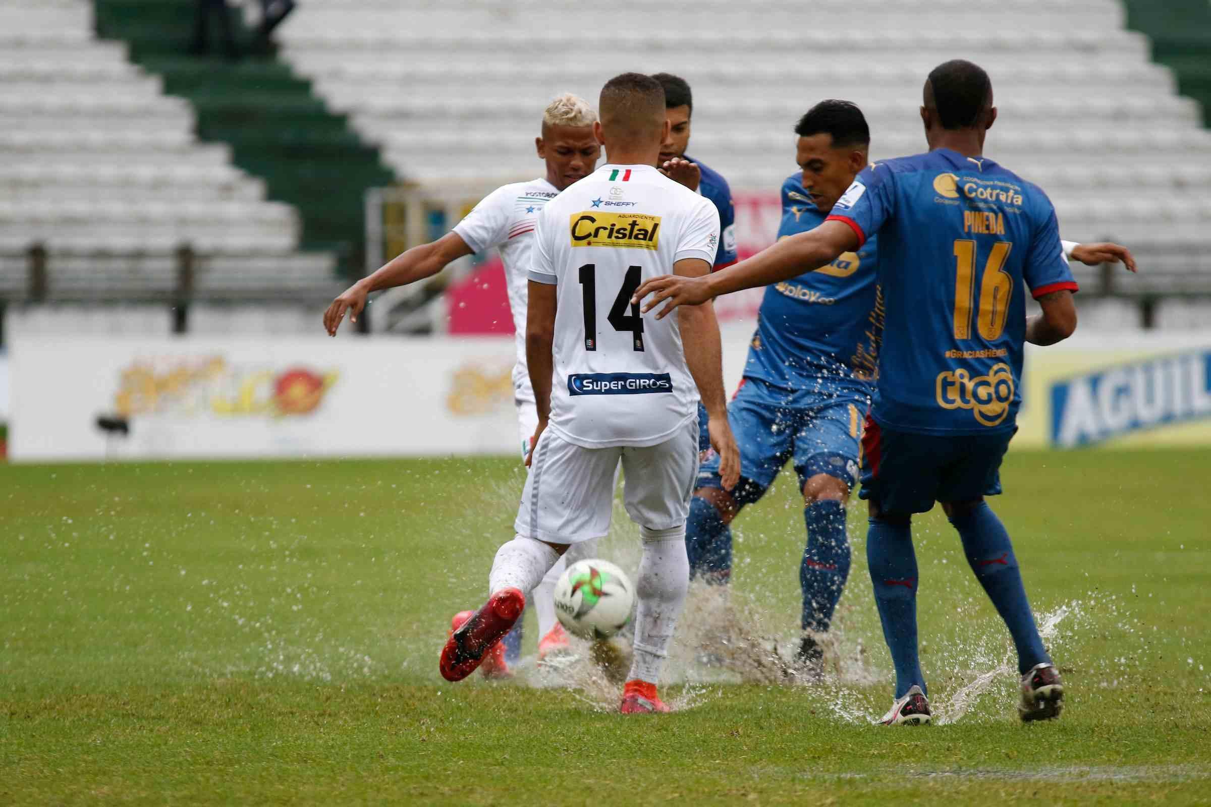 Once Caldas venció a Medellín y América se quedó con el último cupo   Antena 2