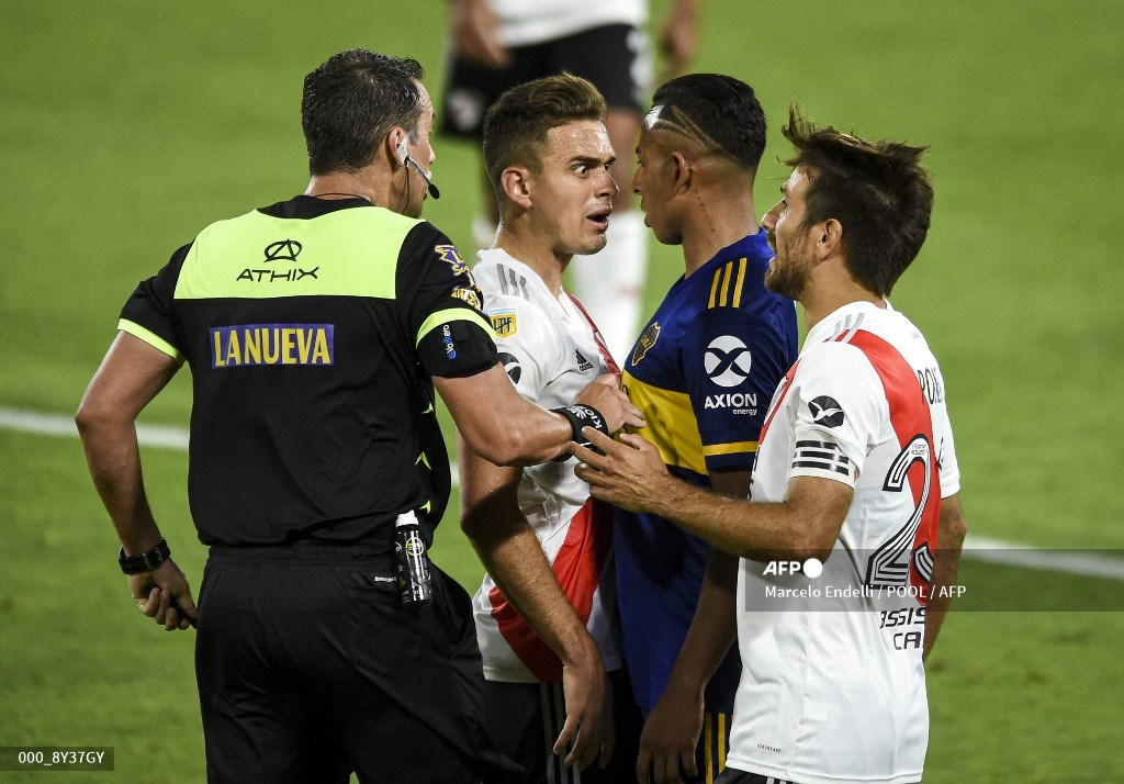 Boca Juniors vs River Plate: Carrascal y Santos Borré están convocados | Antena 2