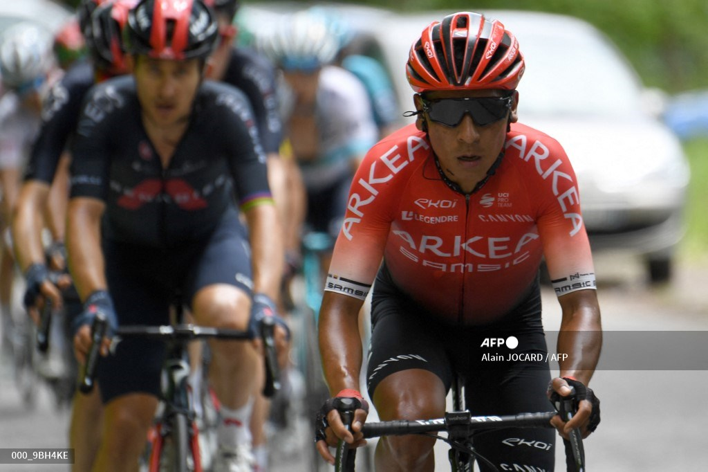 Tour de Francia 2021: listado de seis colombianos confirmados | Antena 2
