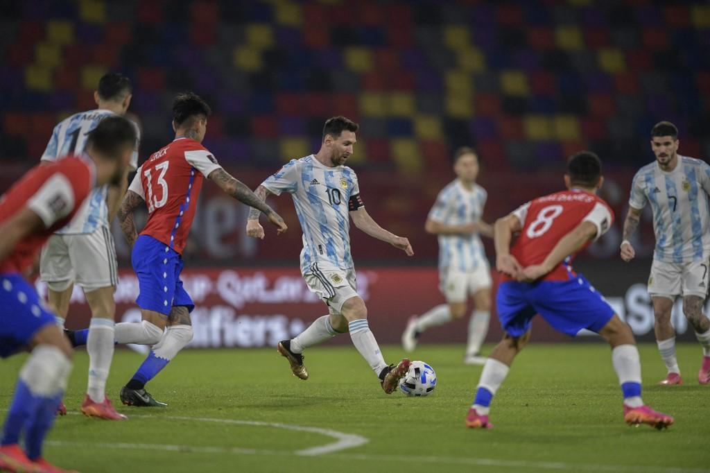 Argentina vs Chile Eliminatorias Sudamericanas: tabla de posiciones   Antena 2