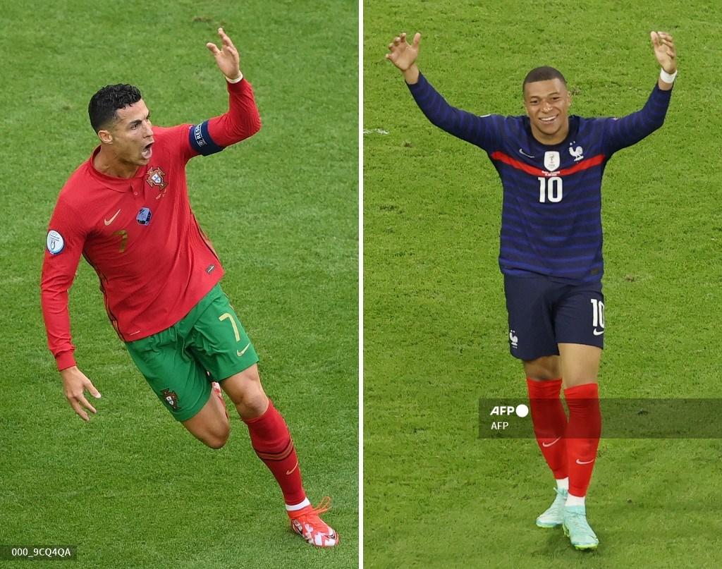 Portugal vs Francia: qué canal transmite ONLINE GRATIS; Eurocopa 2021 | Antena 2
