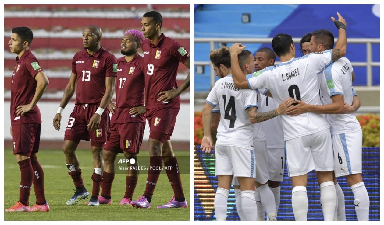 Venezuela vs Uruguay: cómo y dónde ver el partido ONLINE GRATIS   Antena 2